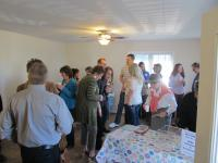 <p>May 10th AM Chamber Connection - Habitat for Humanity</p>