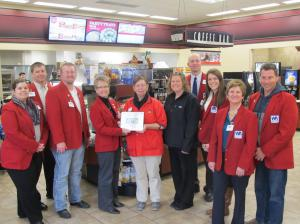 <p>Casey's General Store #2 - 320.214.7140</p>