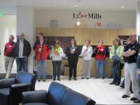<p>April 4th AM Chamber Connection - Mills Auto Center</p>