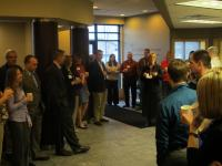 <p>March 14th AM Chamber Connection - JD Kreps Financial Group, Inc.</p>
