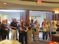 <p>May 30th AM Chamber Connection - Willmar Fests @ Heritage Bank</p>