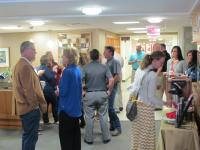 <p>May 15th Chamber Connection - Willmar Regional Cancer Center</p>