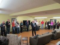 <p>November 20th Chamber Connection - Willmar HRA</p>