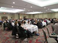 <p>138 &ndash; Members in attendance represented 73 businesses and organizations!</p>
